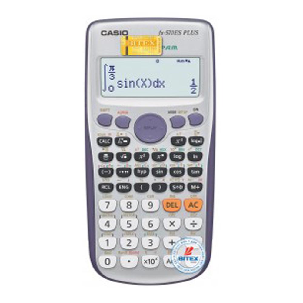 Máy tính Casio 570 Plus ES