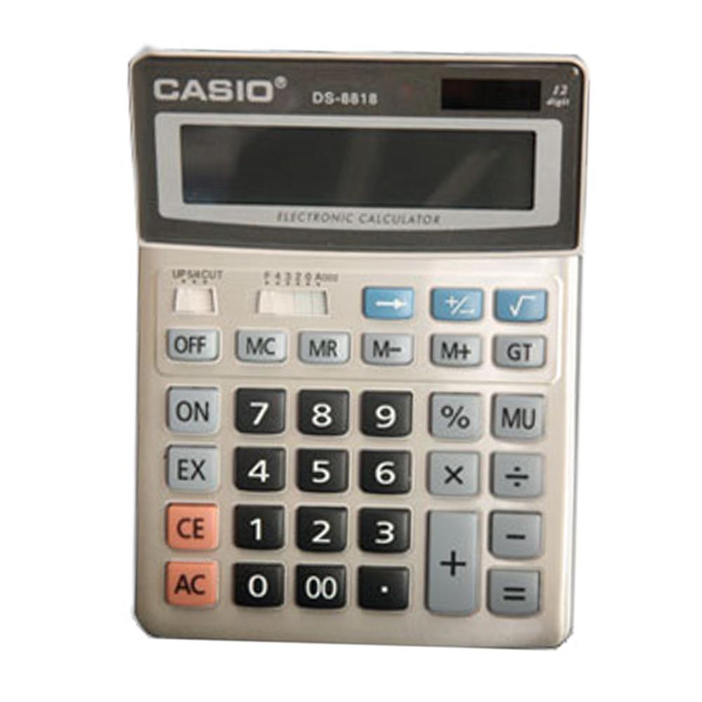 Máy tính Casio DS 8818